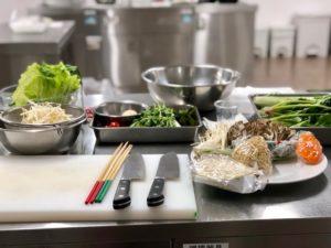 企業様料理教室