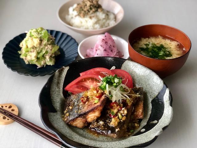 本格和食!一汁三菜を作る料理教室